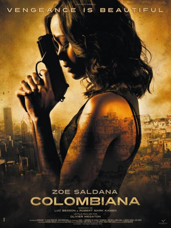 Mojave Flick Review: Colombiana