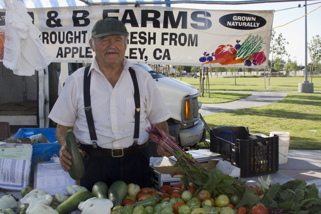 Hesperia Market &amp; Street Faire: A Place For Families.