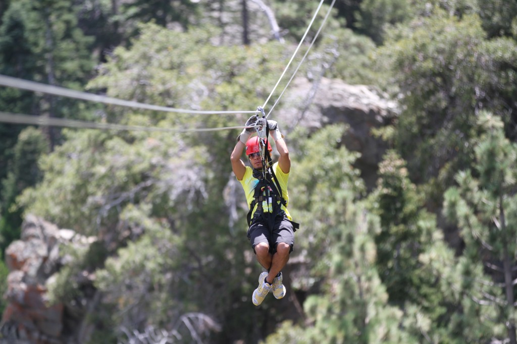 Navitat: Soaring Through Wrightwood Mountains