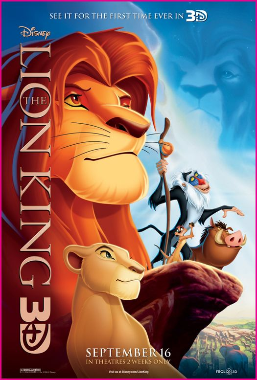 Mojave Flick Review:The Lion King 3D Review