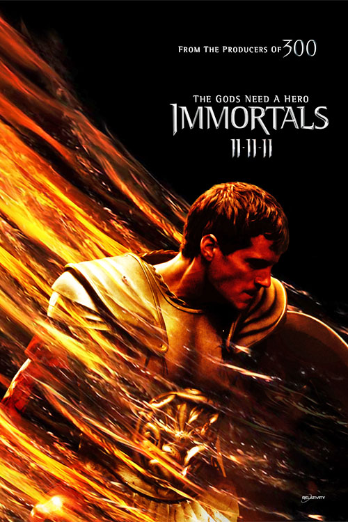 Mojave Flick Review: Immortals