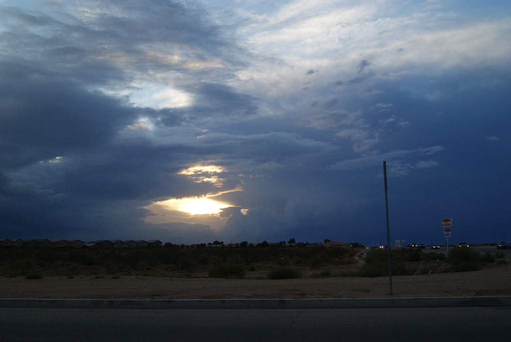 Approaching Storm Could Bring Rain To The High Desert This Weekend
