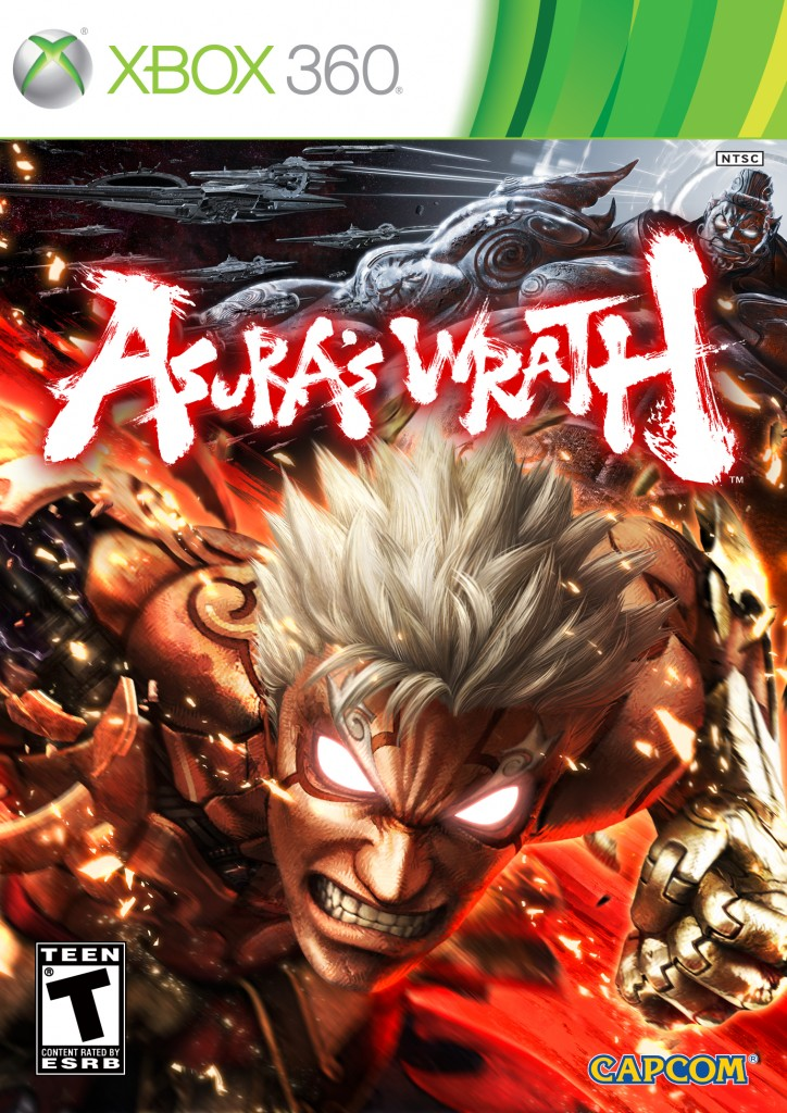 Video Game Review: Asura's Wrath