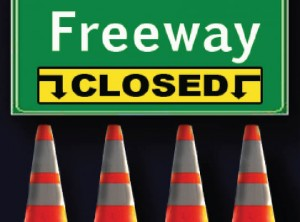 Freeway Closures Scheduled For February 29th And March 1st