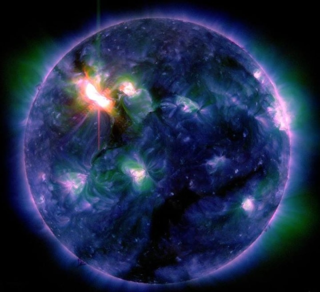 Solar Flare Affecting Earth – What You Should Know