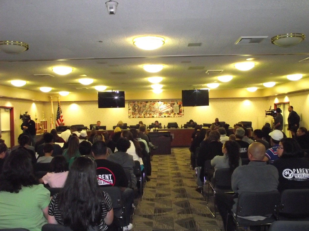 Breaking News: Adelanto Elementary School District Rejects Petition For Desert Trails Parent Empowerment Petition, Draws Media