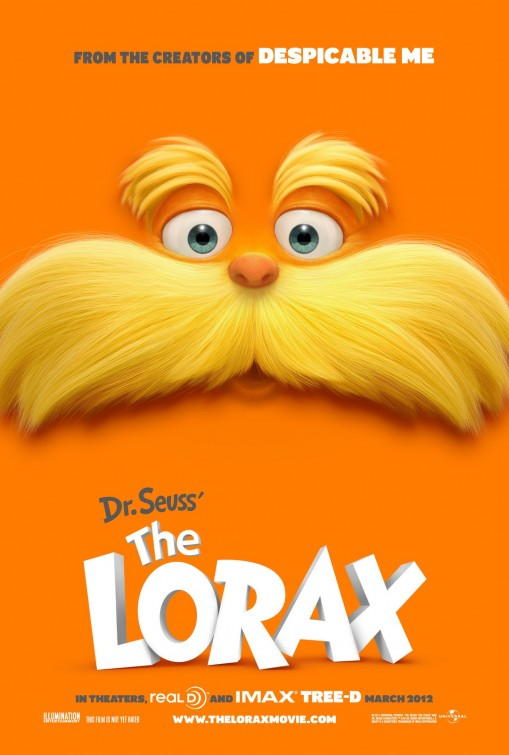 Mojave Flick Review: Dr. Seusss The Lorax