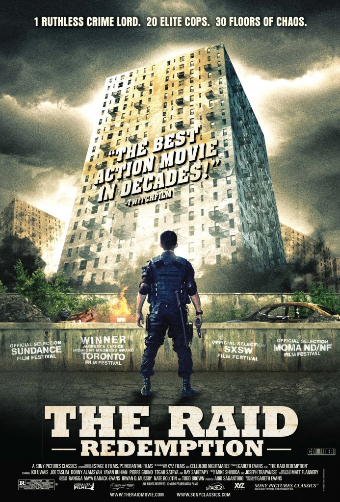 Mojave Flick Review: The Raid-Redemption