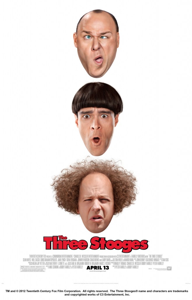 Mojave Flick Review: The Three Stooges