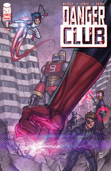 Comic Book Review: Danger Club #1