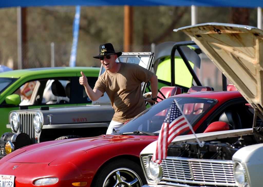 Fort Irwin To Host Cali Swag Car Show