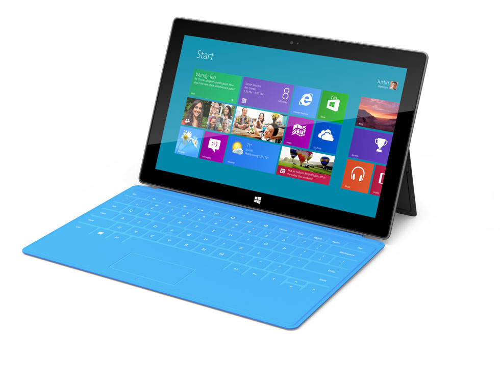 Microsoft Drops A Bomb On The Tech World – Announces New Tablet