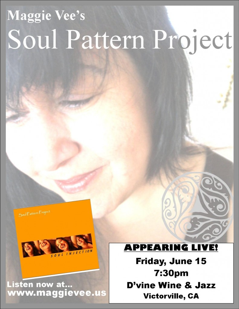 Live Music Is Better! Soul Pattern Project