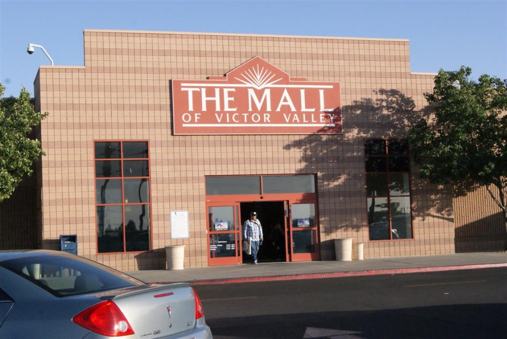 Update: All Major Entrances The Mall Of Victor Valley To Be Redesigned