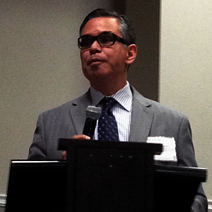 Stephen Arakawa, manager of the Bay-Delta Initiatives Program at the Metropolitan Water District of Southern California