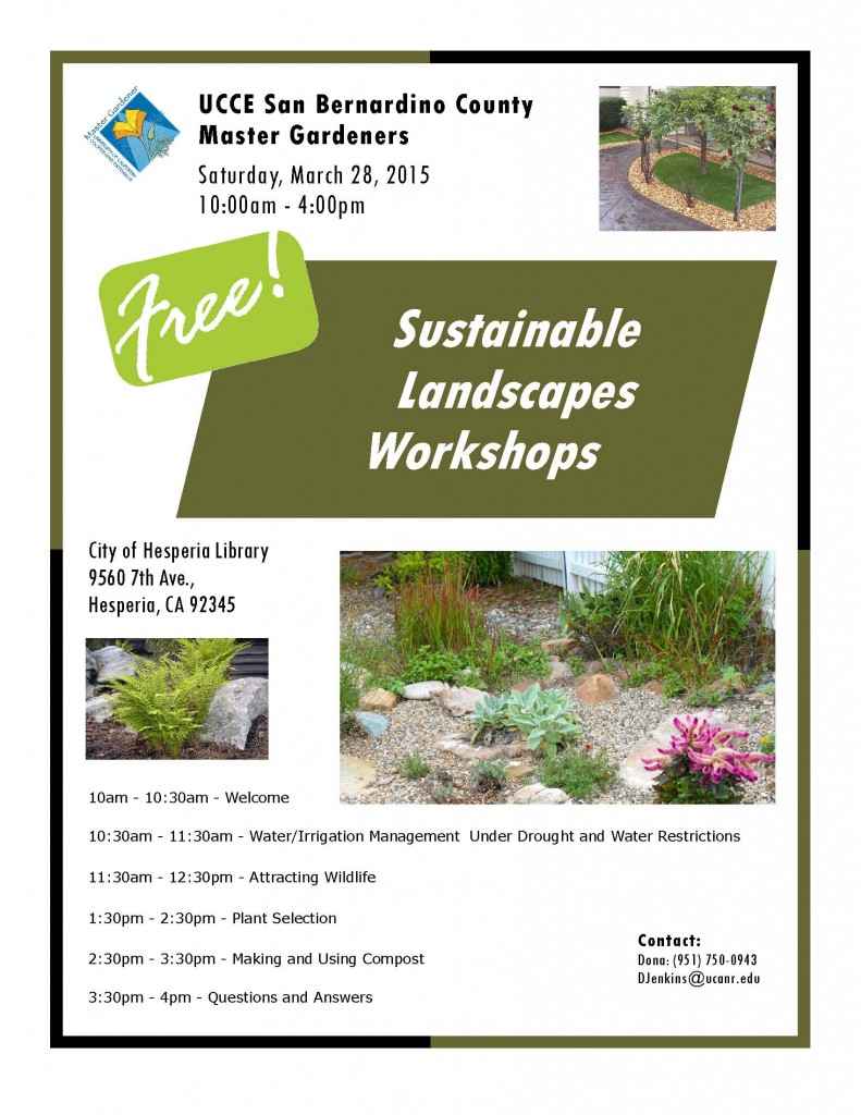 Sustainable Landscaping March Hesperia - final