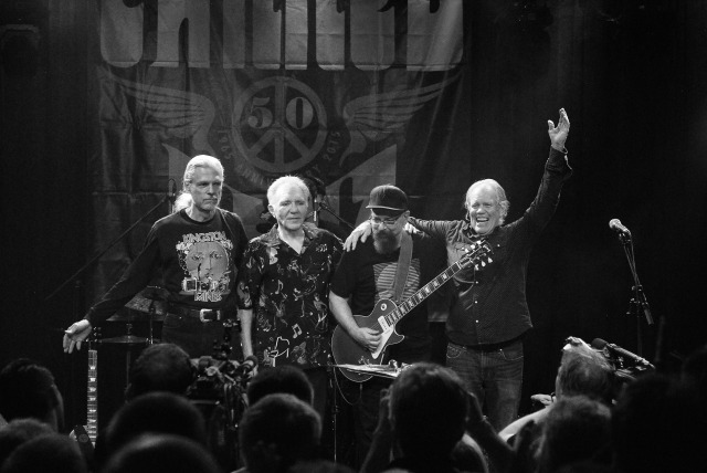 One of the great blues/rock bands of the last fifty years, Canned Heat, headlines the Adelanto High Desert New Blues Festival at Mavericks Stadium in Adelanto on Sunday, May 24.
