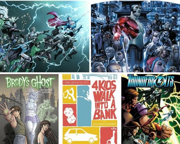 Top comics of May 2015
