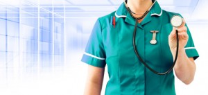 Nurse-with-Stethoscope-300x137