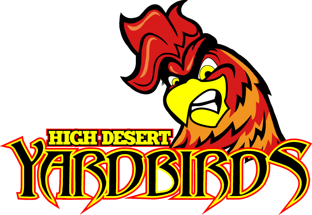 Logo - High Desert Yard Birds