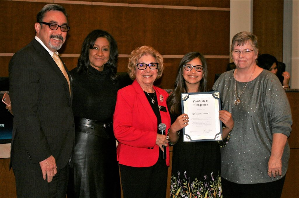 City Of Victorville Recognizes Penelope Trylch  Civil Rights  City Of Victorville Recognizes Penelope Trylch  Civil Rights Essay  Contest Winner